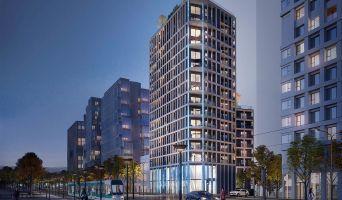 Résidence « Le Berlier » programme immobilier neuf en Loi Pinel à Paris n°1