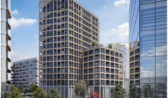 Résidence « Le Berlier » programme immobilier neuf en Loi Pinel à Paris n°2