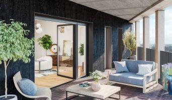 Résidence « Le Berlier » programme immobilier neuf en Loi Pinel à Paris n°4