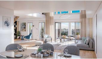 Résidence « Le Berlier » programme immobilier neuf en Loi Pinel à Paris n°5