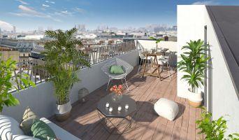 Photo du Résidence « Le Triptyque » programme immobilier neuf en Loi Pinel à Paris