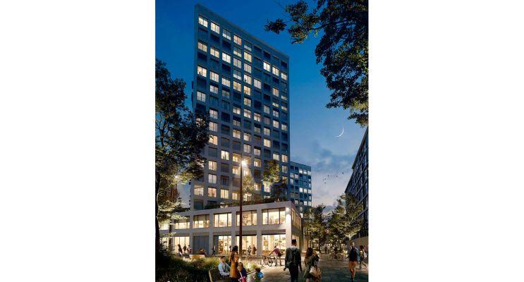 Photo du Résidence « Mon 18e » programme immobilier neuf en Loi Pinel à Paris