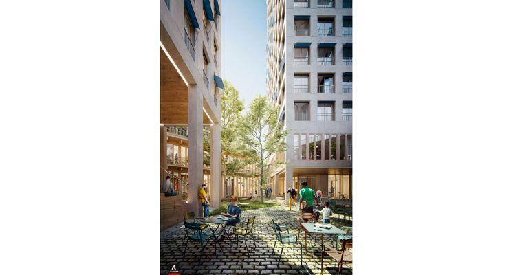 Résidence « Mon 18E » programme immobilier neuf en Loi Pinel à Paris n°2