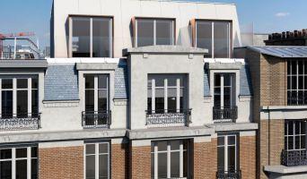 Résidence « Paris Bellevue » programme immobilier à rénover en Déficit Foncier à Paris n°2