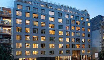 Résidence « Rue Petit » programme immobilier neuf en Loi Pinel à Paris n°1