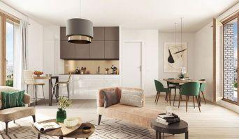Résidence « Rue Petit » programme immobilier neuf en Loi Pinel à Paris n°3