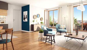 Résidence « Rue Petit » programme immobilier neuf en Loi Pinel à Paris n°4