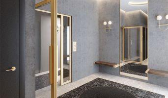 Résidence « Rue Petit » programme immobilier neuf en Loi Pinel à Paris n°5
