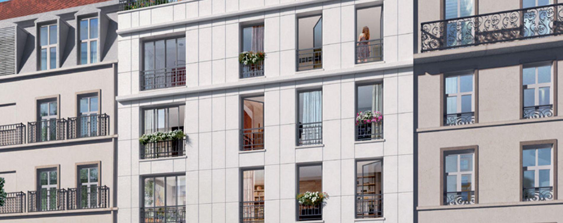 Résidence Villa Simonet à Paris