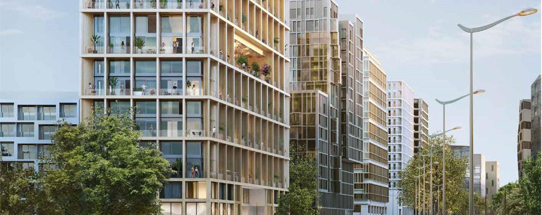Paris : programme immobilier neuve « Wood Up » en Loi Pinel (2)