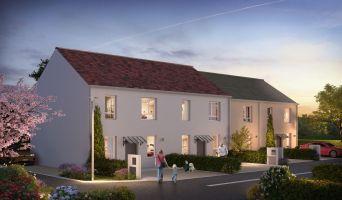 Boissise-le-Roi programme immobilier neuve « Les Villas d'Orgenoy » en Loi Pinel  (2)