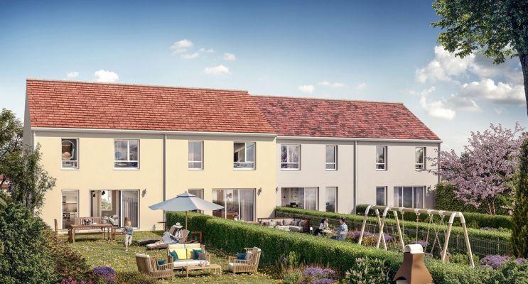 Boissise-le-Roi : programme immobilier neuf « Les Villas d'Orgenoy » en Loi Pinel