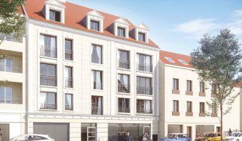 Brou-sur-Chantereine : programme immobilier neuf « Les Portes de Chelles » en Loi Pinel