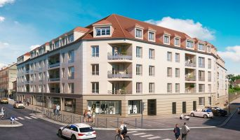 Brou-sur-Chantereine : programme immobilier neuf « Plein'R » en Loi Pinel