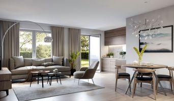 Résidence « Renaissance » programme immobilier neuf en Loi Pinel à Brou-sur-Chantereine n°2