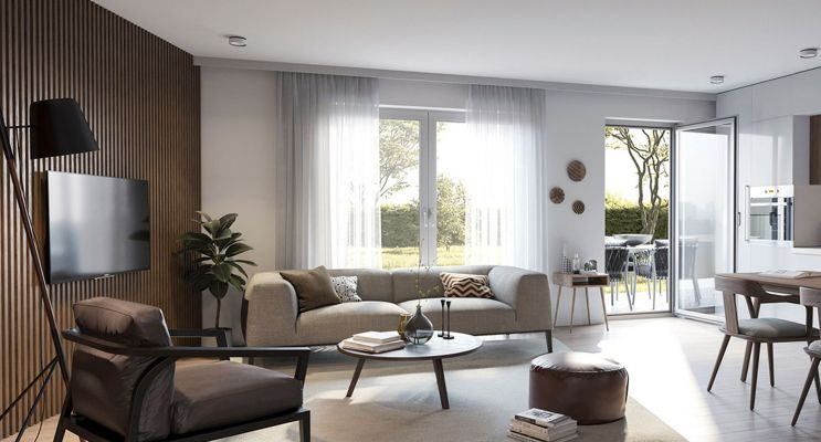 Résidence « Renaissance » programme immobilier neuf en Loi Pinel à Brou-sur-Chantereine n°3