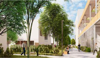 Bussy-Saint-Georges programme immobilier neuve « Agora Parc 2 » en Loi Pinel  (3)