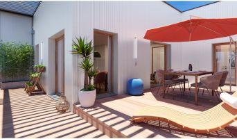 Bussy-Saint-Georges programme immobilier neuve « Agora Parc 2 » en Loi Pinel  (4)