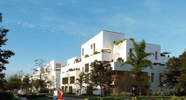 Résidence « Emergence » programme immobilier neuf en Loi Pinel à Bussy-Saint-Georges n°1