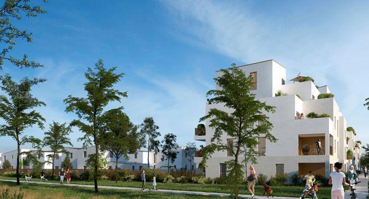 Résidence « Emergence » programme immobilier neuf en Loi Pinel à Bussy-Saint-Georges n°2