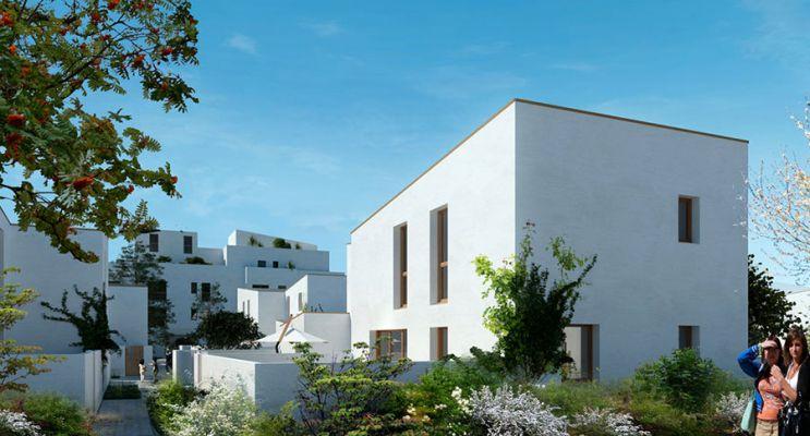 Résidence « Emergence » programme immobilier neuf en Loi Pinel à Bussy-Saint-Georges n°3