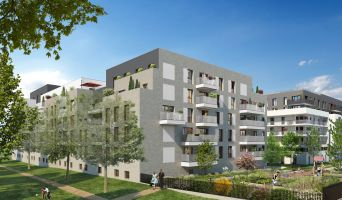 Bussy-Saint-Georges : programme immobilier neuf «  n°218733 » en Loi Pinel