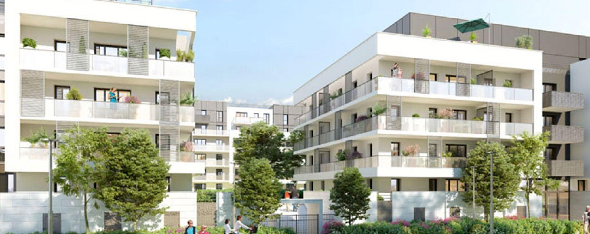 Résidence Green Life à Bussy-Saint-Georges