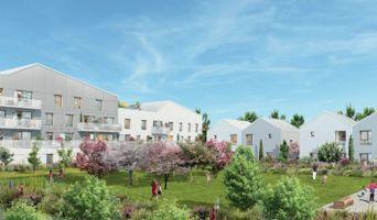Résidence « Le Clos Guibert » programme immobilier neuf en Loi Pinel à Bussy-Saint-Georges n°2