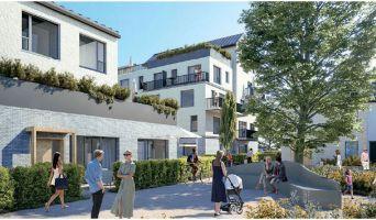 Bussy-Saint-Georges : programme immobilier neuf « Le Hameau du Chêne » en Loi Pinel