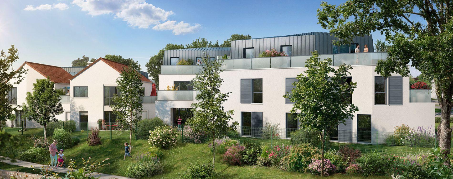 Cesson : programme immobilier neuve « Le Stendhal » (2)