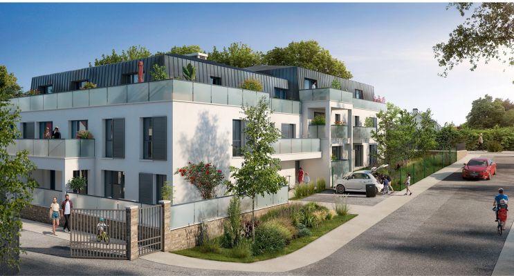 Cesson programme immobilier neuf « Le Stendhal » en Loi Pinel