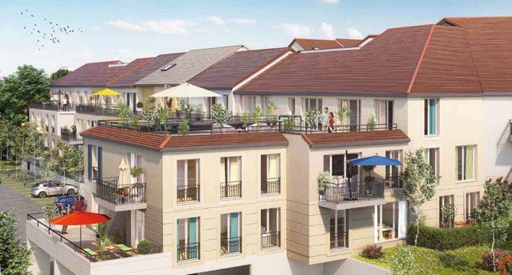 Résidence « Plein Ciel Chalifert » programme immobilier neuf en Loi Pinel à Chalifert n°1