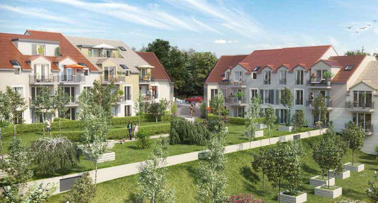 Résidence « Plein Ciel Chalifert » programme immobilier neuf en Loi Pinel à Chalifert n°2
