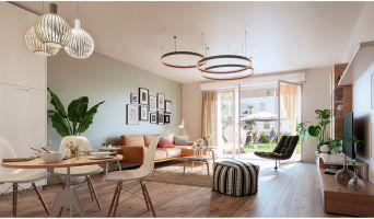 Photo du Résidence « L'Allée des Champs » programme immobilier neuf en Loi Pinel à Champs-sur-Marne