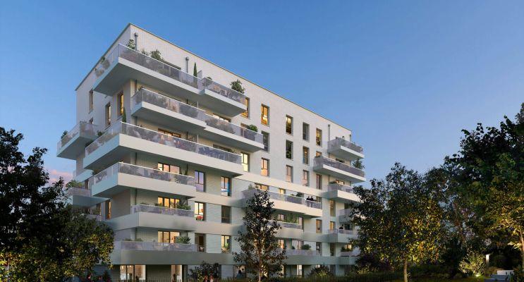 Champs-sur-Marne programme immobilier neuf «  n°219772 » en Loi Pinel