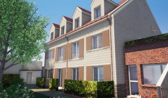 Chelles : programme immobilier à rénover « Bâtiment C - 12 Rue de Gournay » en Loi Pinel ancien