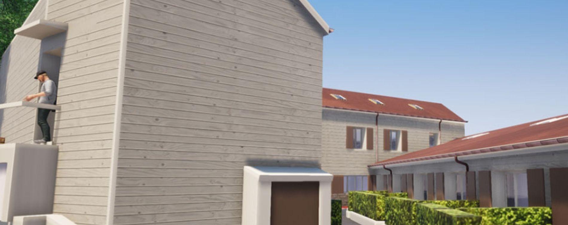 Chelles : programme immobilier à rénover « Bâtiment D - 10 Rue de Gournay » en Déficit Foncier (4)