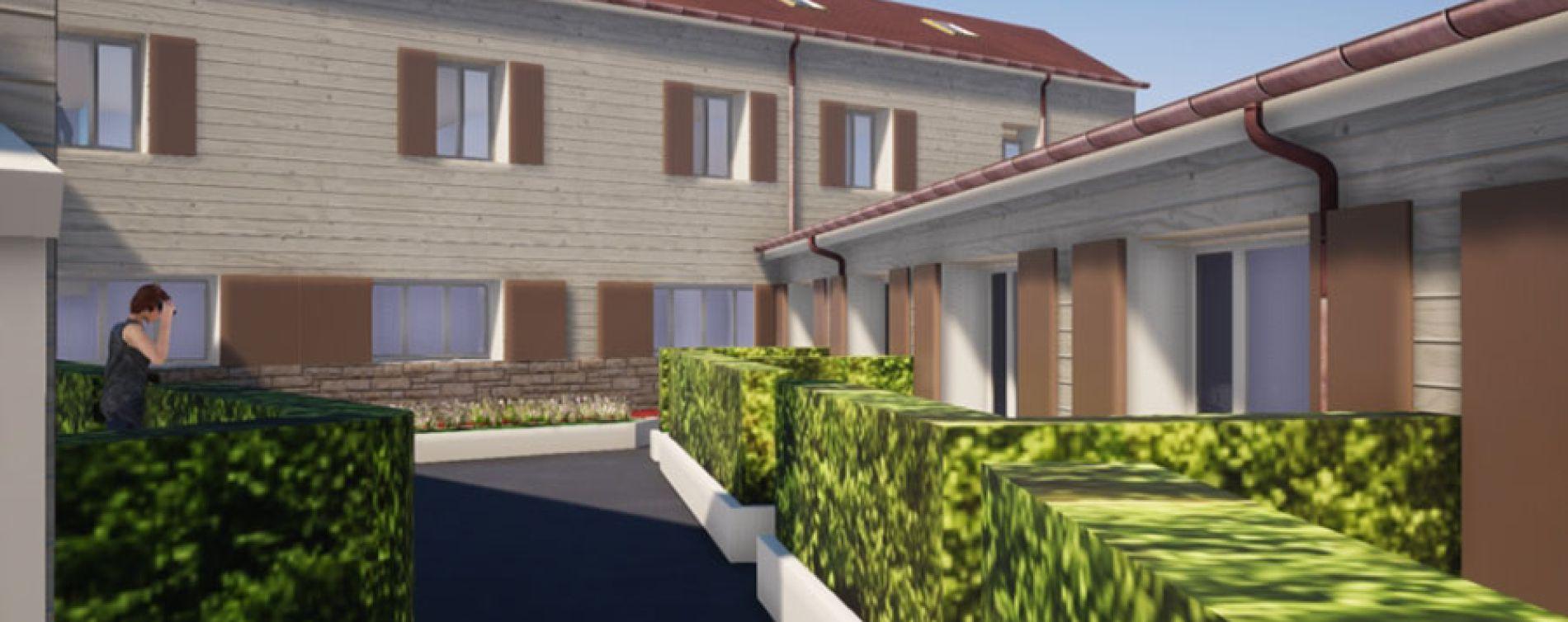 Chelles : programme immobilier à rénover « Bâtiment D - 10 Rue de Gournay » en Déficit Foncier (5)
