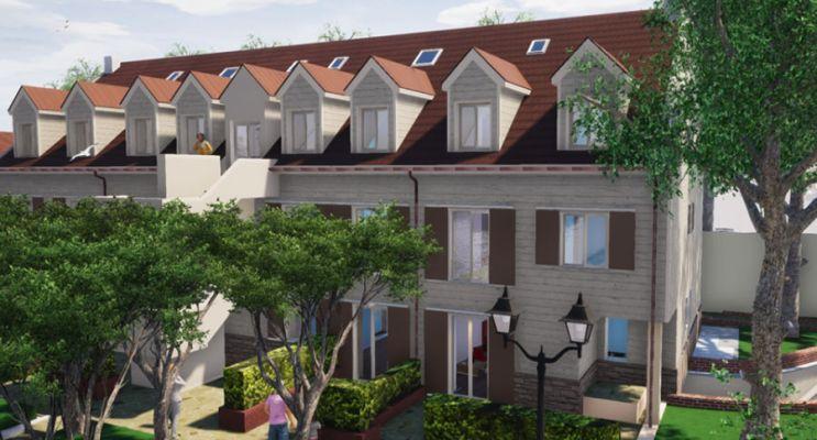 Chelles programme immobilier à rénover « Bâtiment D - 10 Rue de Gournay » en Déficit Foncier