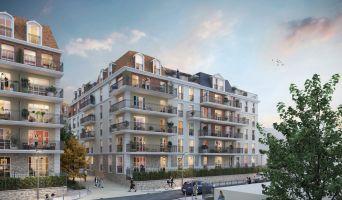 Chelles programme immobilier neuve « Faubourg Canal B »