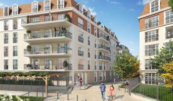 Chelles programme immobilier neuve « Faubourg Canal B »  (2)