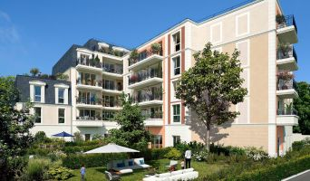 Chelles : programme immobilier neuf «  n°217764 » en Loi Pinel