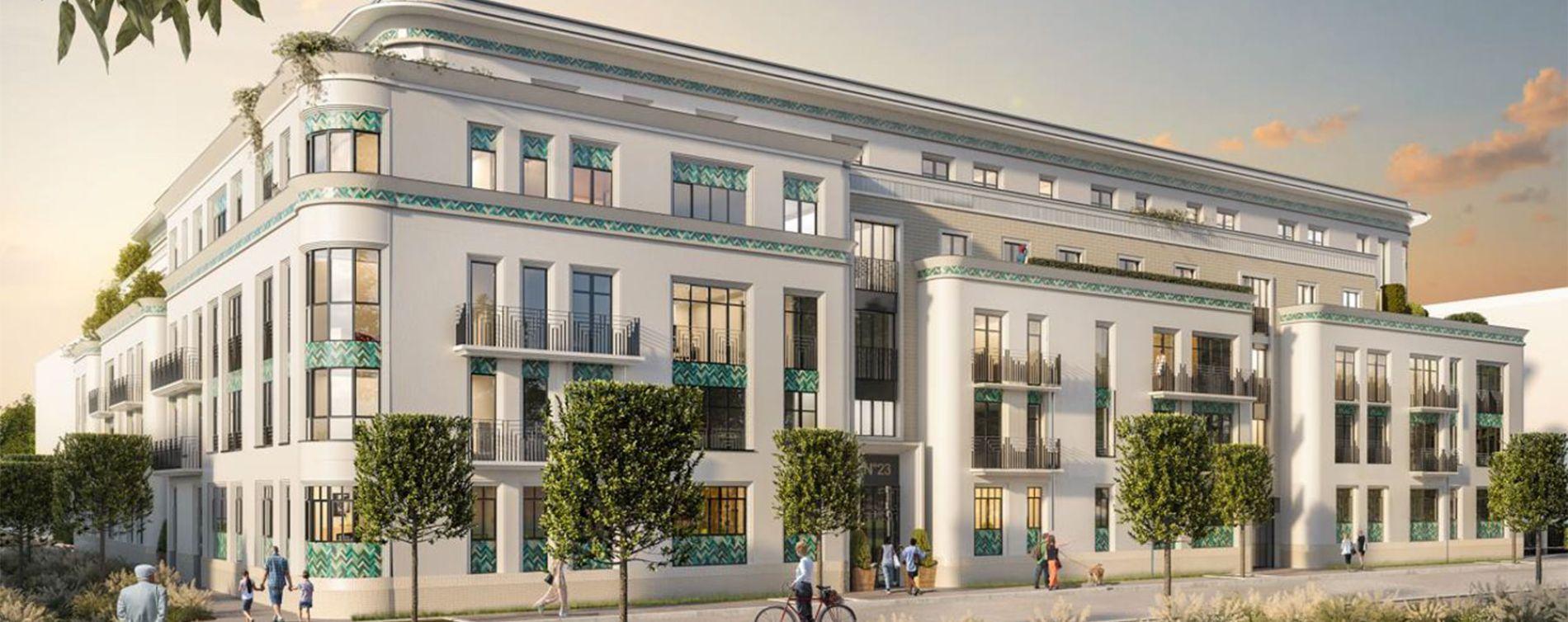 Chessy : programme immobilier neuve « Rhapsody In Blue » en Loi Pinel