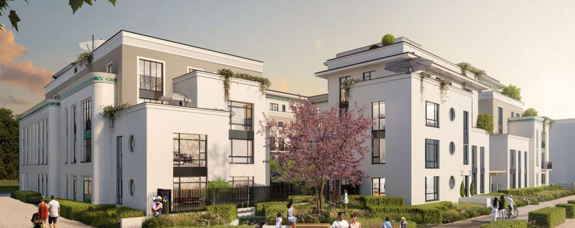 Chessy : programme immobilier neuve « Rhapsody In Blue » en Loi Pinel (2)