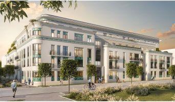 Chessy programme immobilier neuf « Rhapsody In Blue » en Loi Pinel
