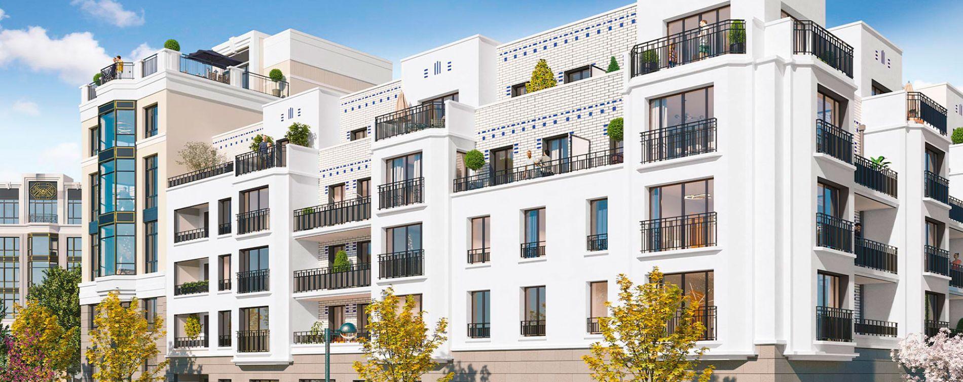 Chessy : programme immobilier neuve « Summertime - Sunshine » en Loi Pinel (2)