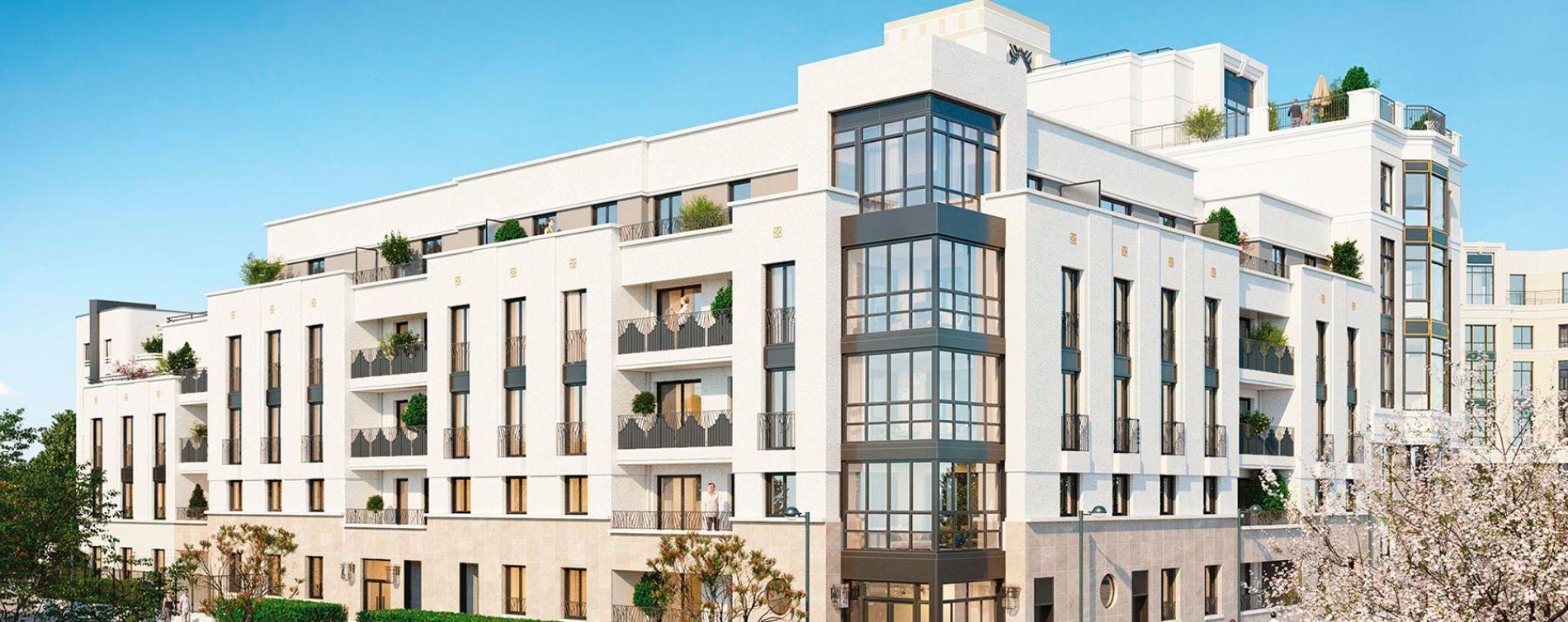 Chessy : programme immobilier neuve « Summertime - Sunshine » en Loi Pinel (3)