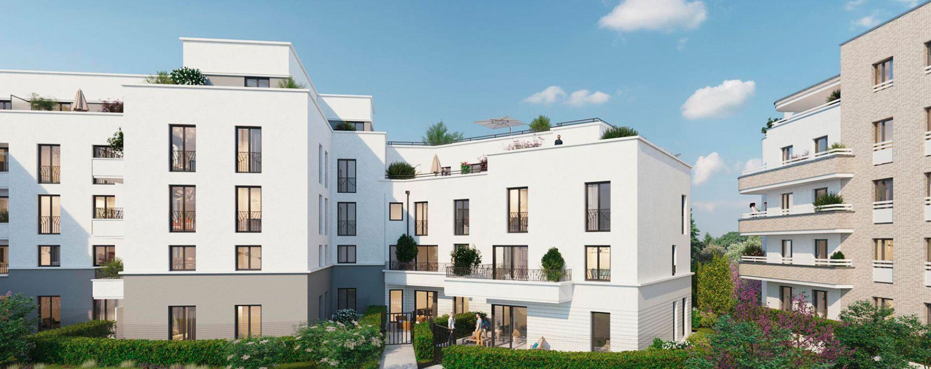 Chessy : programme immobilier neuve « Summertime - Sunshine » en Loi Pinel (5)