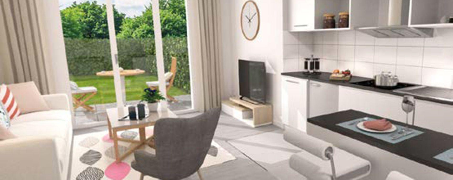 Chevry-Cossigny : programme immobilier neuve « Le Domaine des Arts » (3)