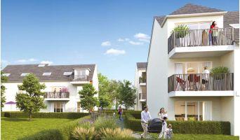 Photo du Résidence « Le Domaine des Arts » programme immobilier neuf en Loi Pinel à Chevry-Cossigny